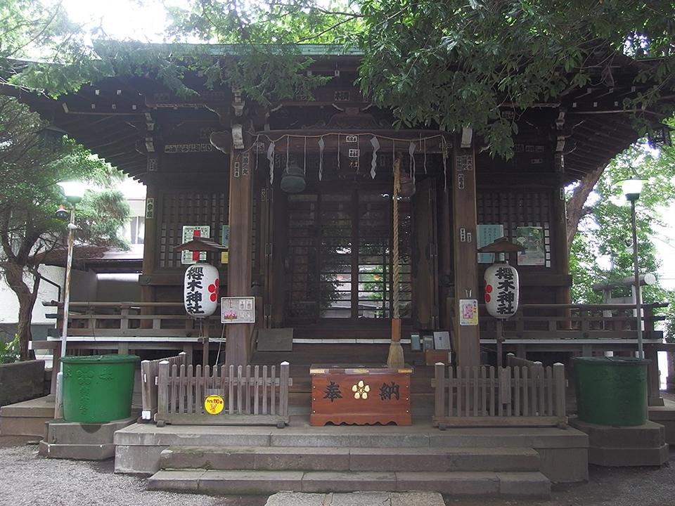 桜木神社(文京区)