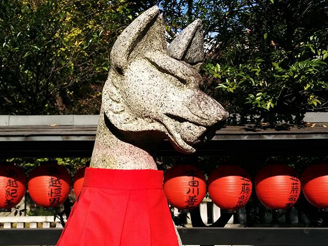 豊栄稲荷神社写真