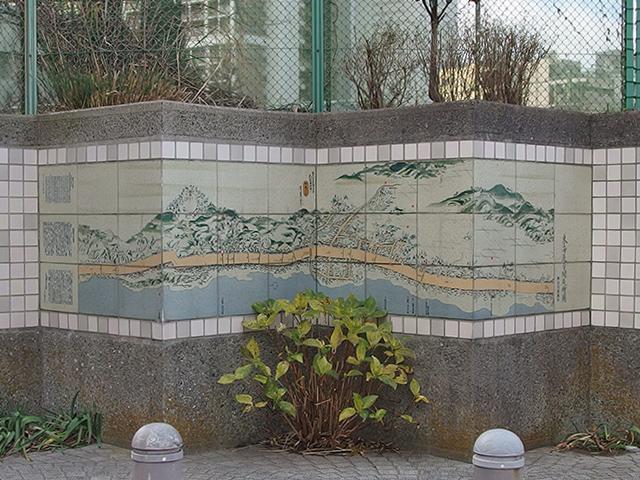 神明宮(東神奈川)写真