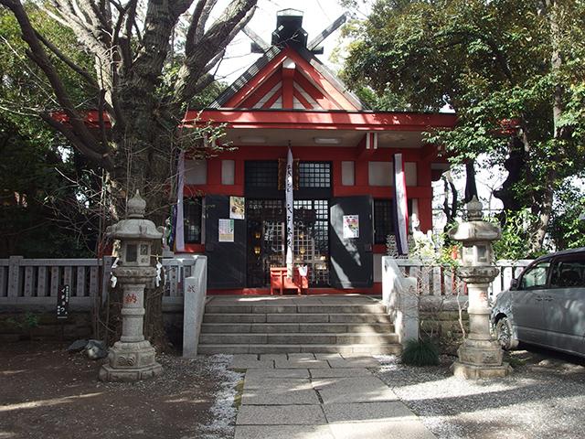 笠のぎ稲荷神社