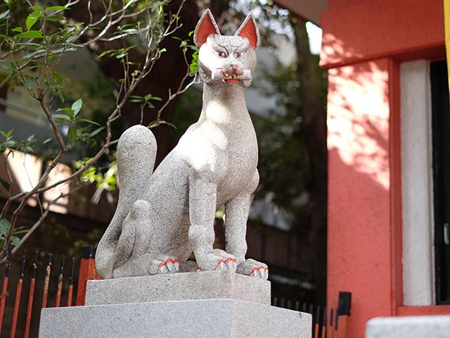 笠のぎ稲荷神社写真
