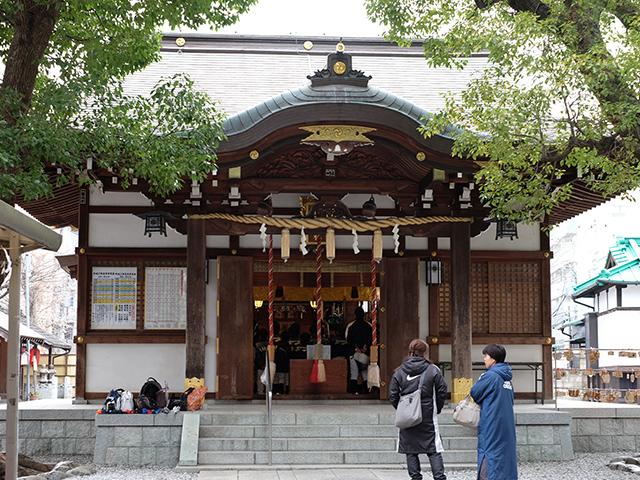 橘樹神社(横浜市保土ヶ谷区)