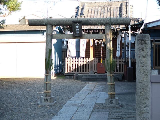 六郷八雲神社写真