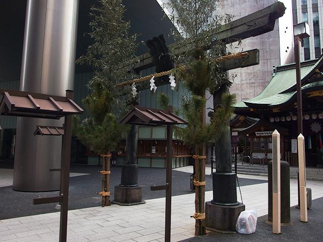 金刀比羅宮(東京都港区)写真