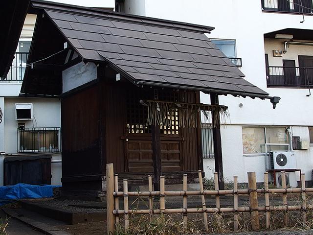 第六天神社(東中野)写真