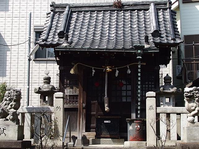 亀戸水神宮写真