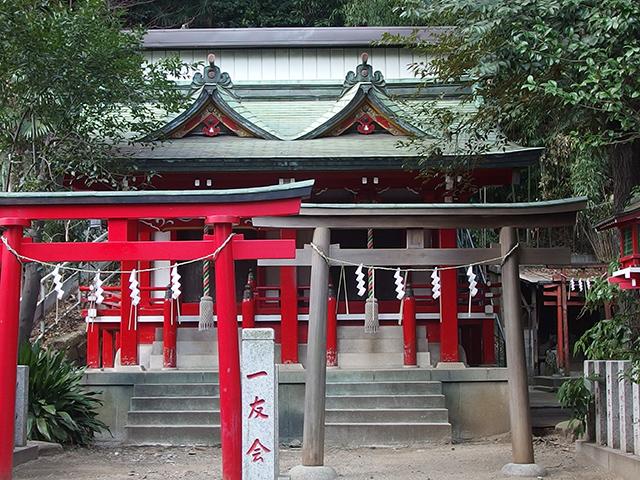 御田八幡神社写真