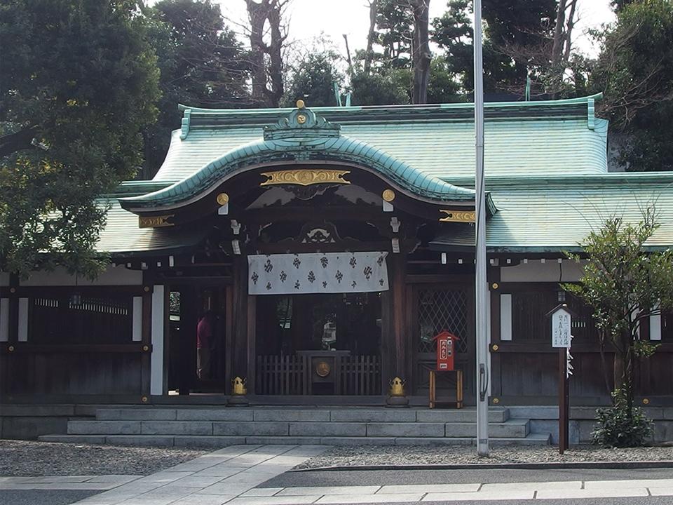 白金氷川神社