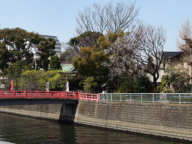 荏原神社写真
