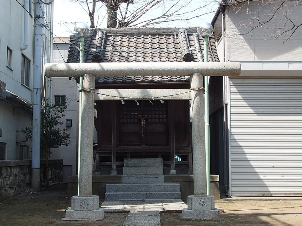 東關森稲荷神社