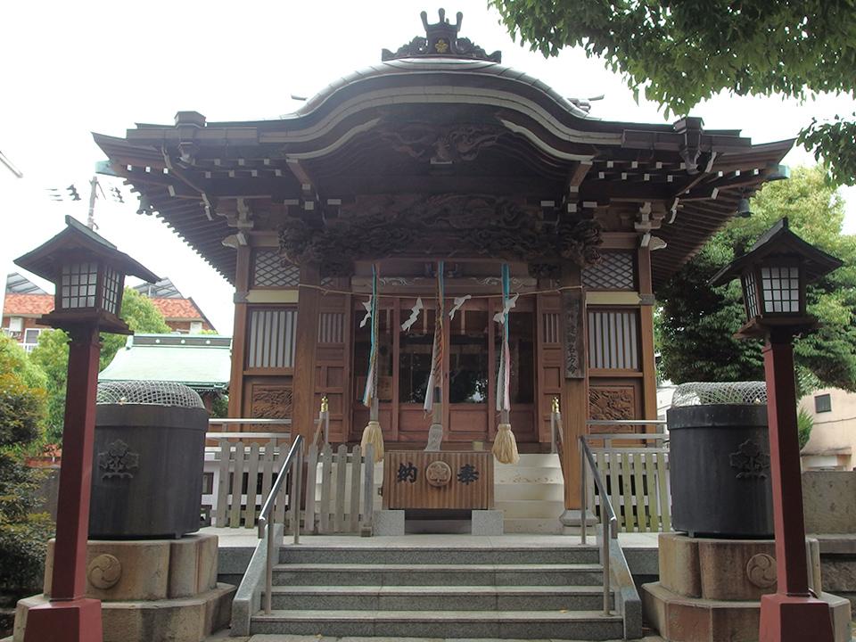 大森諏訪神社