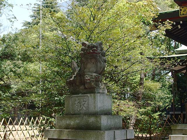 王子神社写真