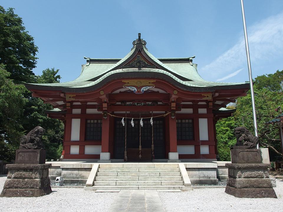 綱島諏訪神社
