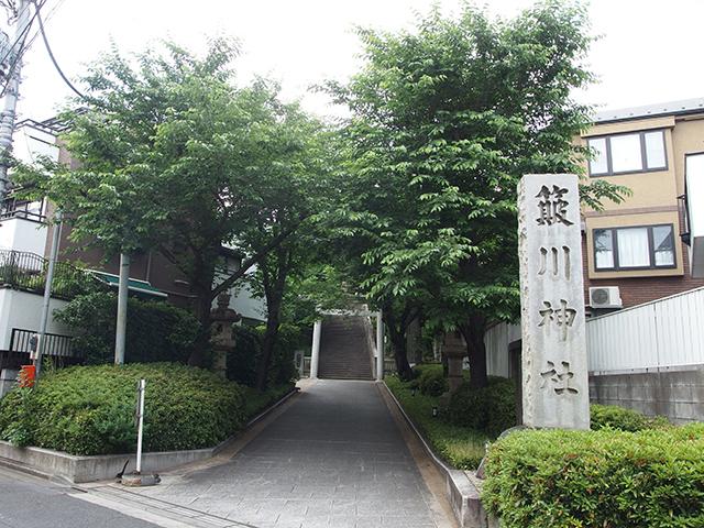 簸川神社写真