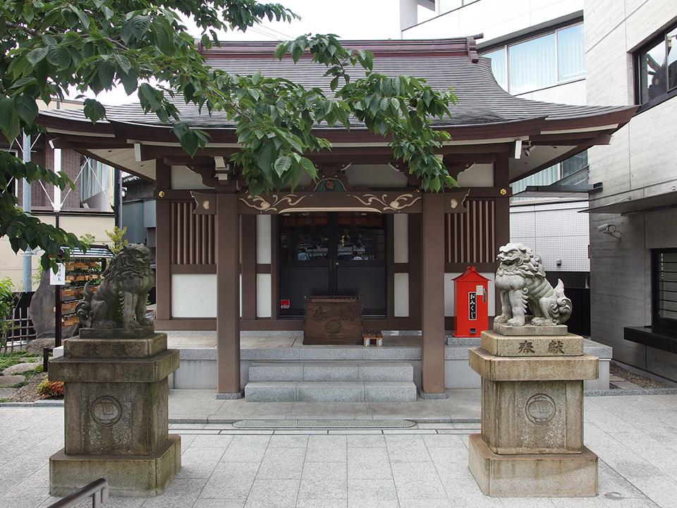駒込大國神社