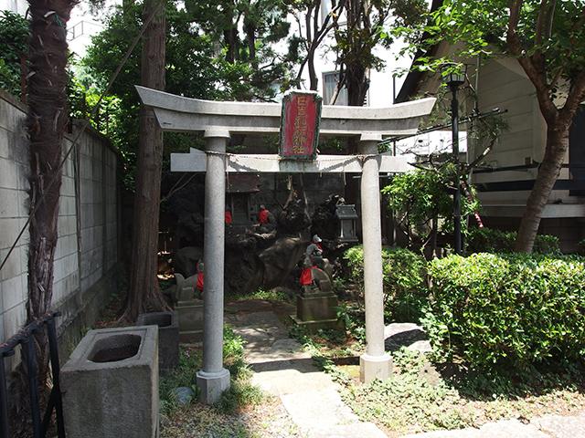 駒込日枝神社写真