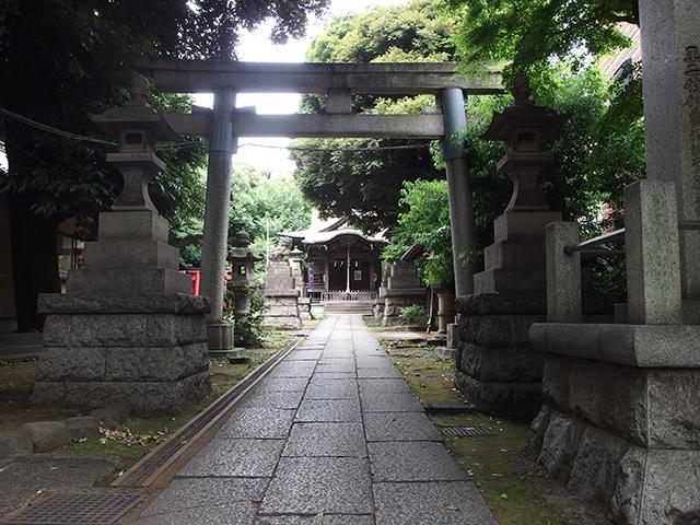 大森山王日枝神社写真