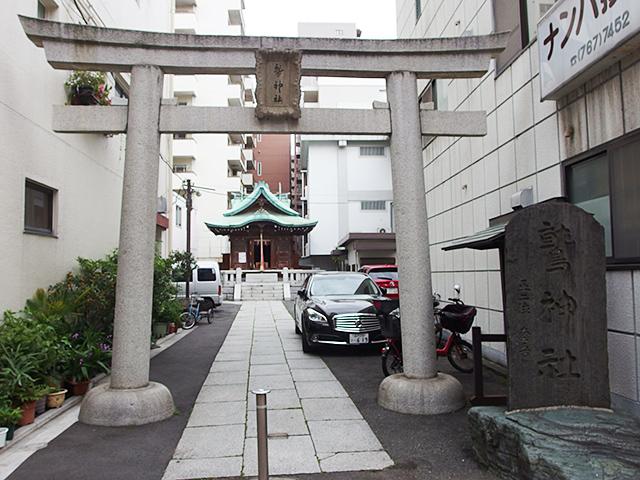 大森鷲神社写真