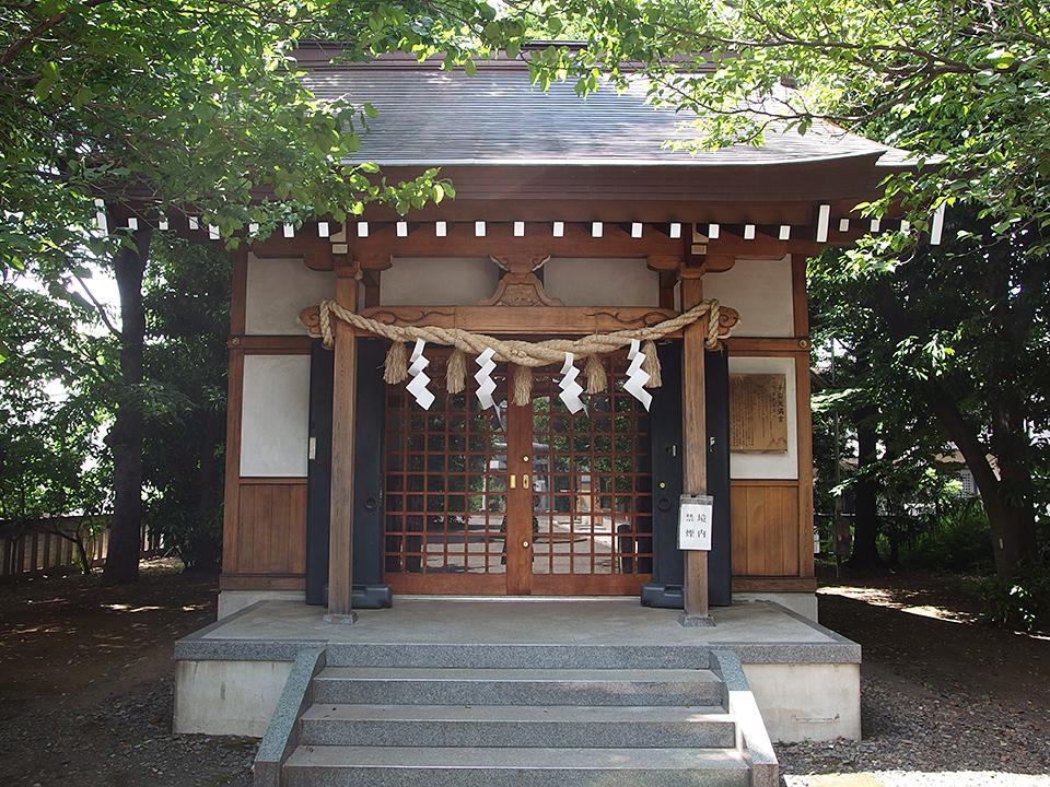 子安天満宮菅原神社