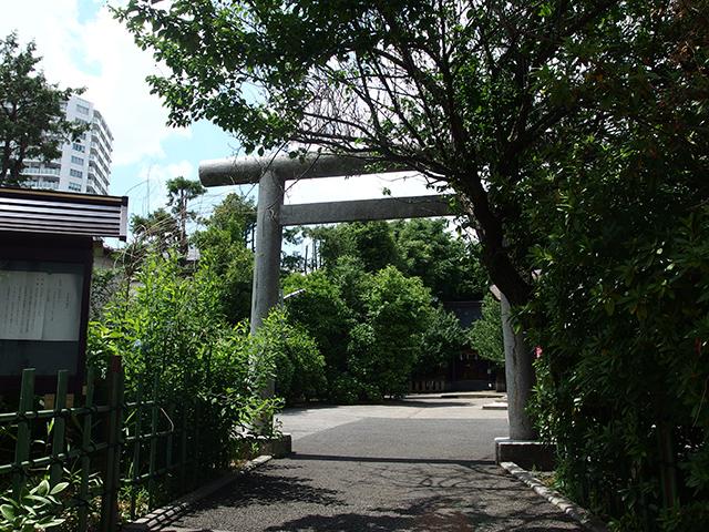 子安天満宮菅原神社写真