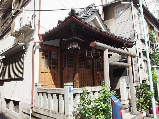 千代田神社写真