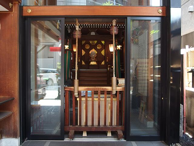 松島神社写真