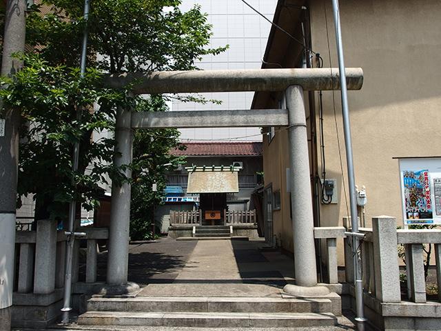 新川金刀比羅神社写真