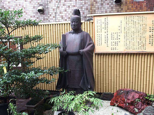 小石川大神宮写真