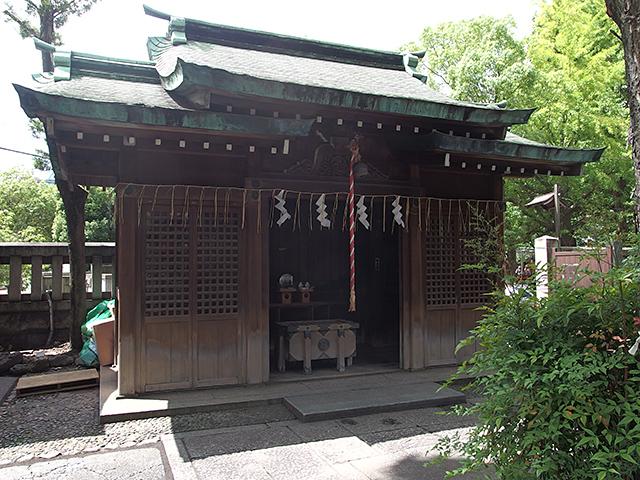 鐵砲洲稲荷神社写真