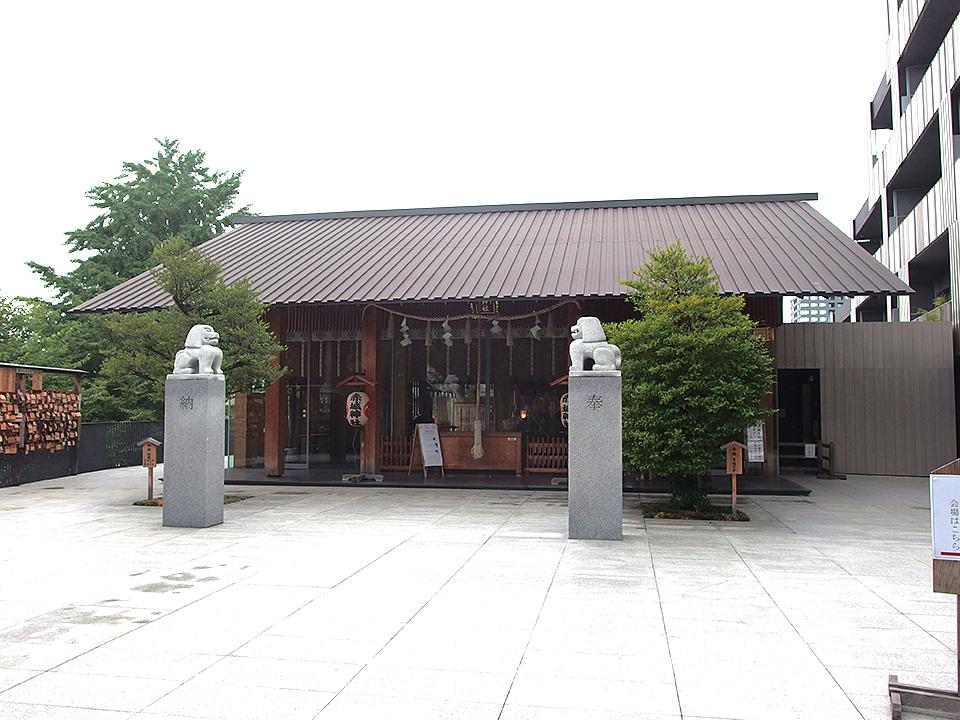 赤城神社(新宿区)