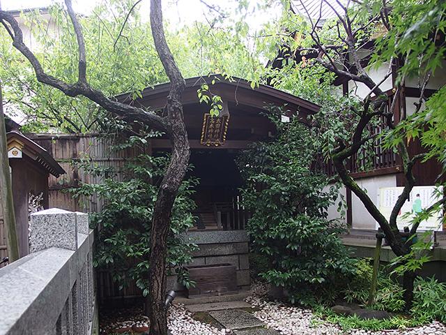 牛天神北野神社写真