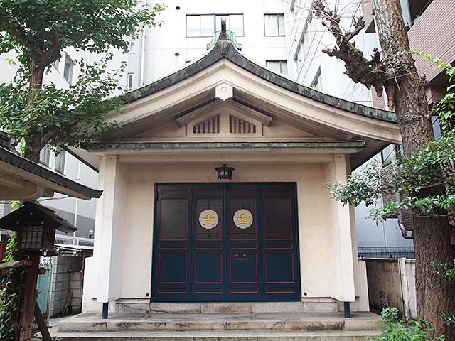 金山神社(千代田区)写真