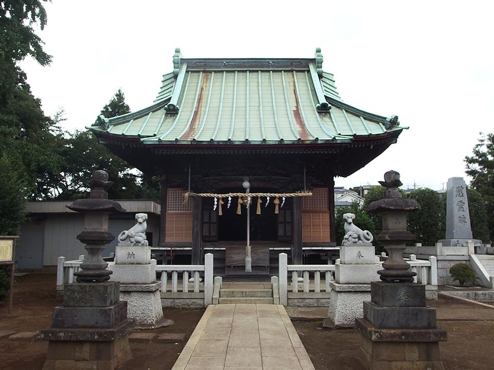 橘樹神社(川崎市)