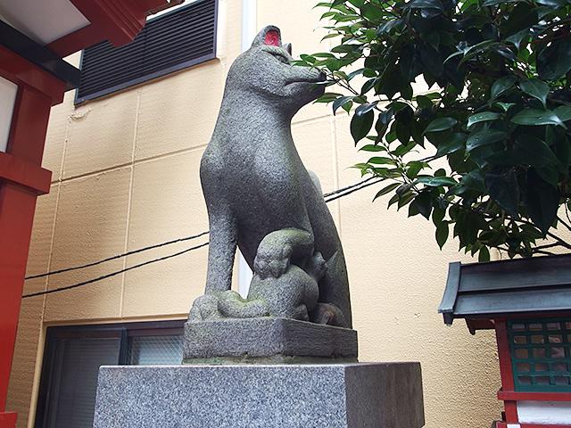御宿稲荷神社写真