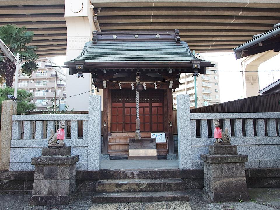 青雲稲荷神社