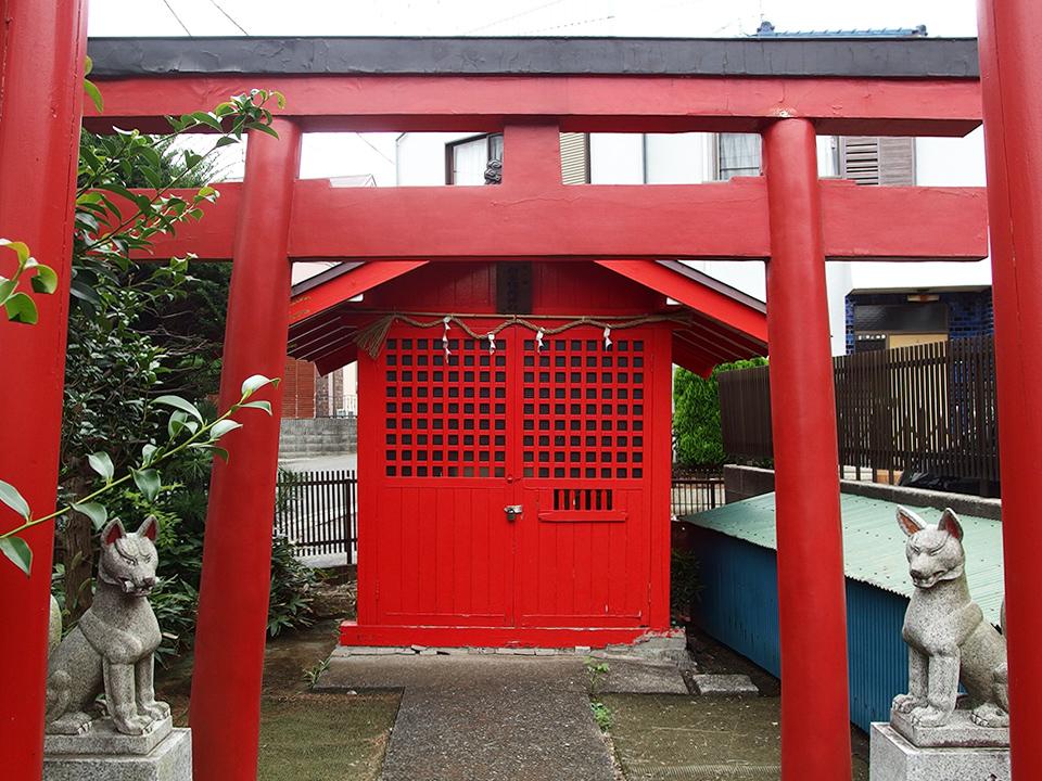 白木稲荷神社