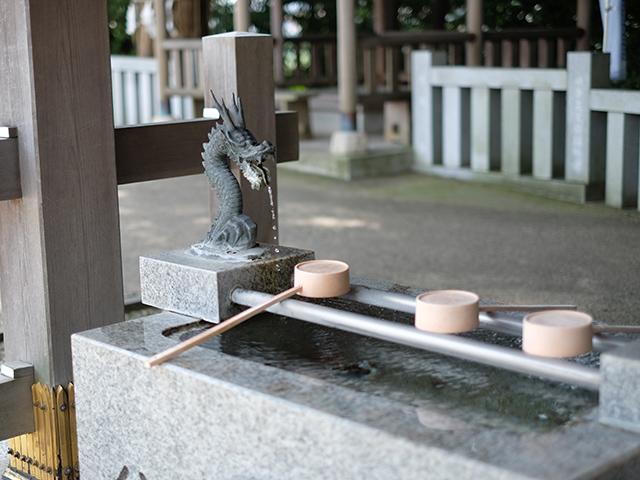 神鳥前川神社写真
