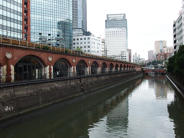 マーチエキュート神田万世橋写真