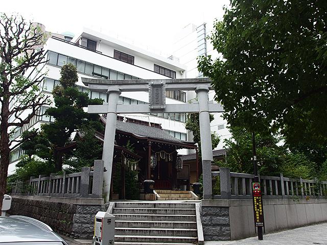 太田姫稲荷神社写真