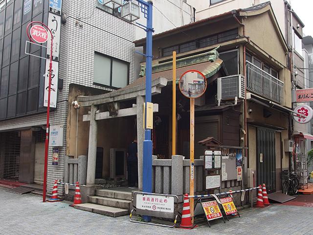 佐竹稲荷神社写真