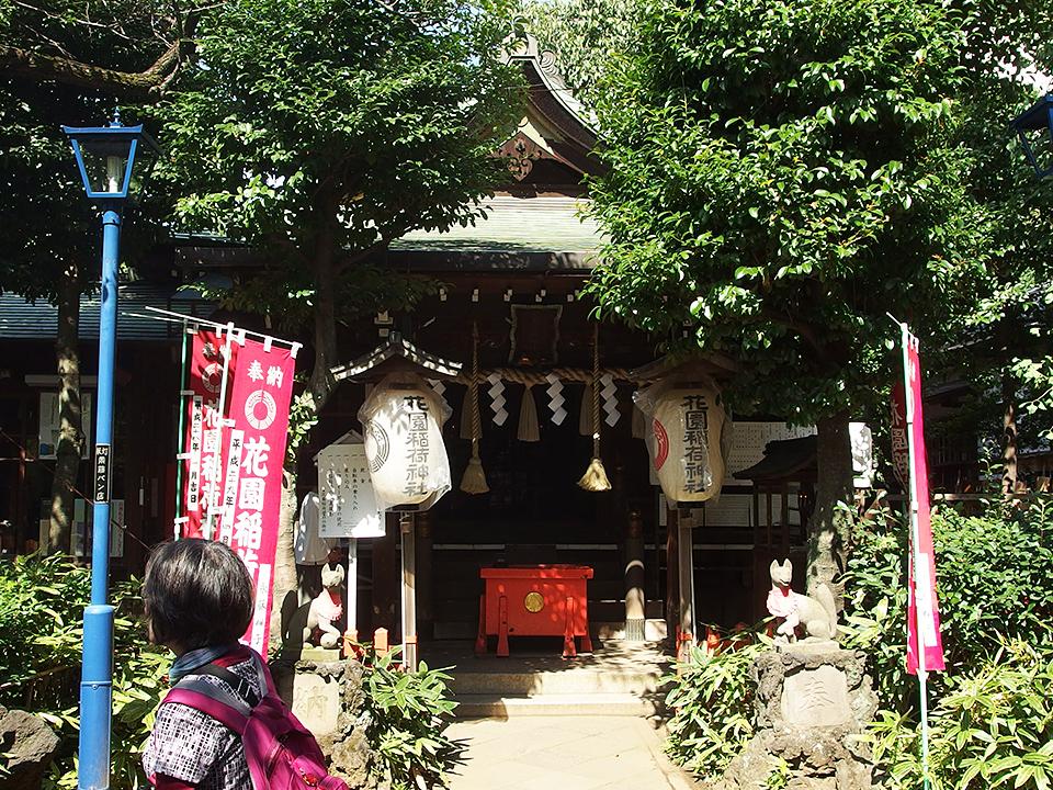 花園稲荷神社(台東区)