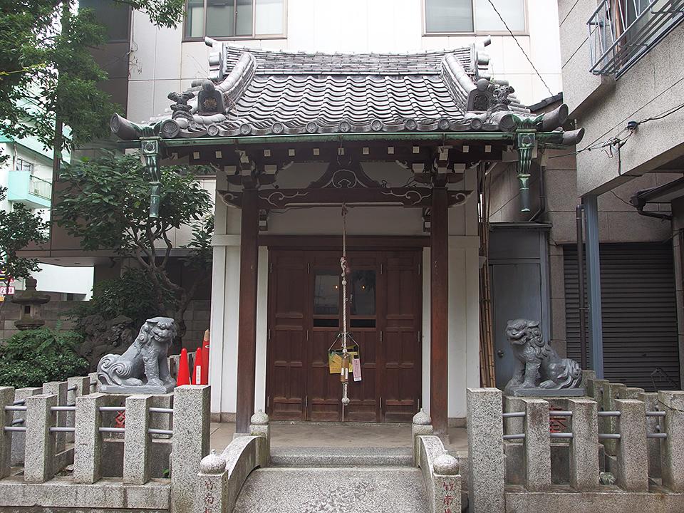 金刀比羅神社(台東区)