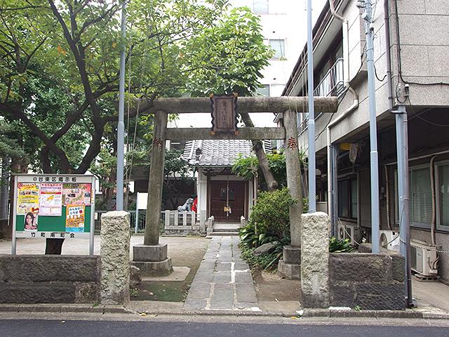 金刀比羅神社(台東区)写真