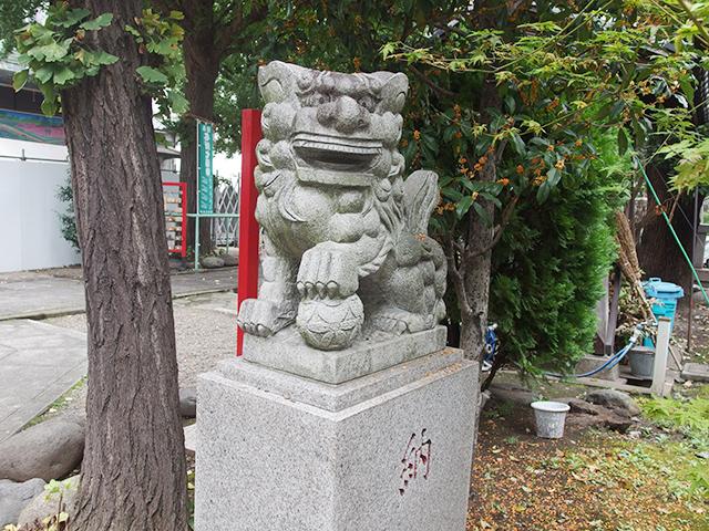 矢先稲荷神社写真