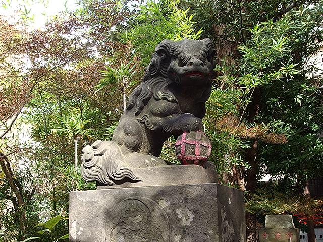 朝陽山八幡宮写真