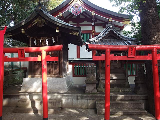 居木神社写真