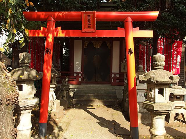 品川貴船神社写真
