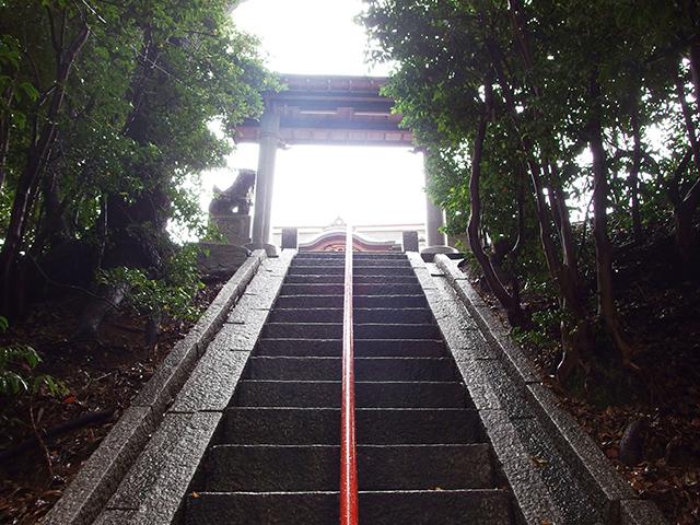 土橋神社写真
