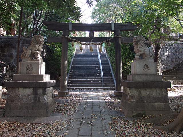 横浜一之宮神社写真
