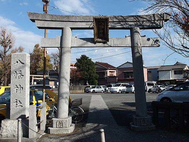 中島八幡神社写真